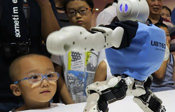 World Robot Conference attracts visitors in Beijing