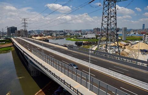 Bridge linking Shenzhen and Dongguan opens to traffic