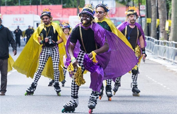 Notting Hill Carnival kicks off in London