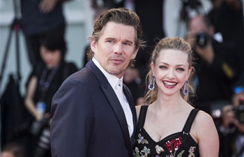 "Premiere of movie ""First Reformed"" at 74th Venice Film Festival"