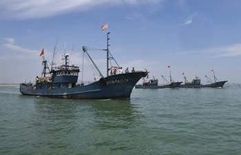 Annual summer fishing ban in Yellow Sea and Bohai Sea ends