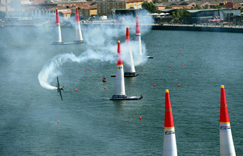2017 Red Bull Air Race to be held in Portugal
