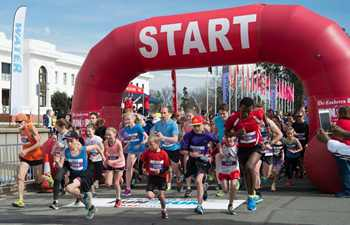 Canberra Times Fun Run kicks off in Australia