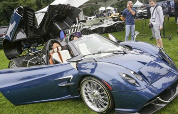 Feast for eyes: Media preview of 8th annual Luxury and Supercar Weekend