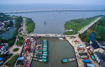 Fishing season of Taihu lake starts in China's Zhejiang