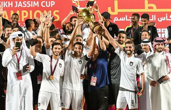 Al-Sadd claims title of Sheikh Jassim Super Cup