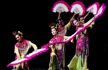 Artists from China's Taiwan perform at Silk Road Int'l Arts Festival
