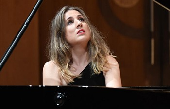 Pianists perform at concert of BRICS Cultural Festival