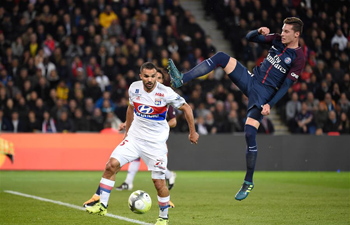 French Ligue 1: Paris Saint Germain vs. Lyon