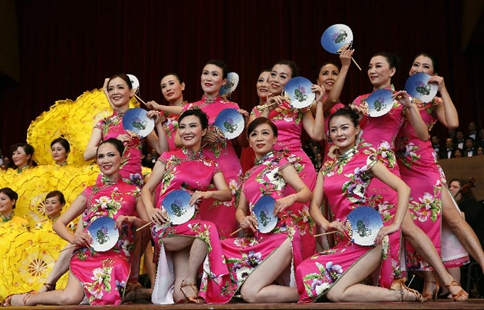 Concert celebrates China-U.S. friendship