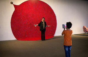 7th National Sculpture Biennial held in Iran