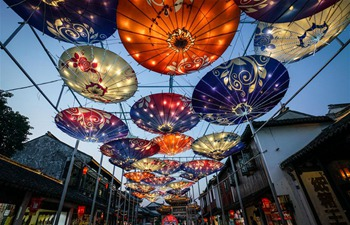 E China to hold lantern show marking Mid-Autumn Festival