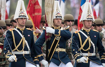 Day of the Glories of the Army celebrated in Chile
