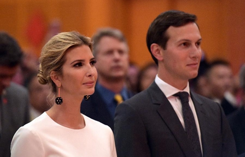 Ivanka Trump, husband attend Chinese National Day reception in Washington D.C.