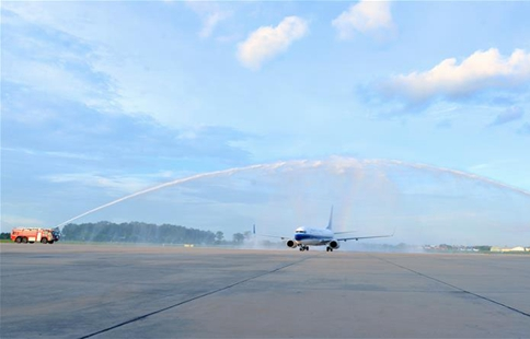 China Southern Airlines launches new route from Guangzhou to Vientiane