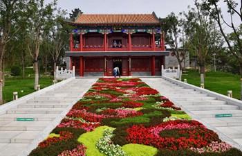 11th China Int'l Garden Expo opens in Zhengzhou