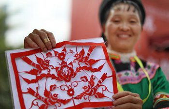 Intangible cultural heritages exhibited in SW China