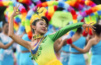 "Highlights of China-Myanmar ""paukphaw"" friendship carnival"