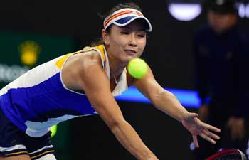 China Open: Peng Shuai beats Shelby Rogers