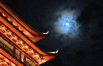 Enjoy the moon across China during Mid-Autumn Festival