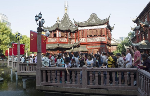 Economic Watch: Tourism booming during China's National Day holiday