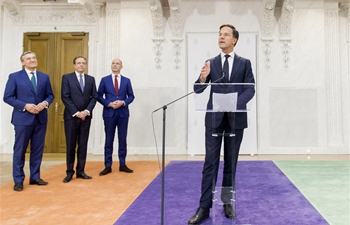 Parties endorse coalition deal, paving way for new Dutch cabinet