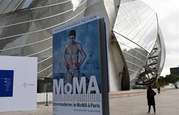 "Exhibition ""Being Modern: MoMA in Paris"" to be on view for public"