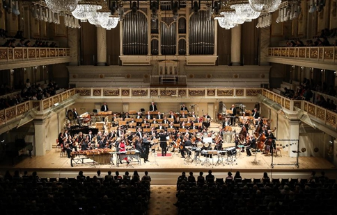 "Symphony concert titled ""China Story: the Songs of the Earth"" held in Berlin"