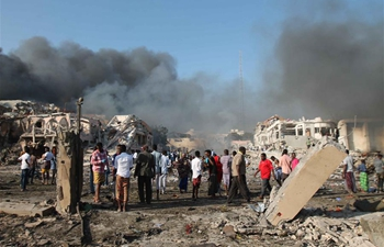 40 killed, several injured in bomb explosion in Mogadishu, Somalia