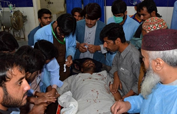 15 injured in attack in SW Pakistan