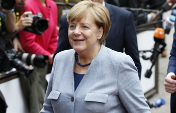 EU leaders arrive in Brussels for EU Summit