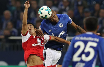 Schalke beats Mainz 2-0 in German Bundesliga