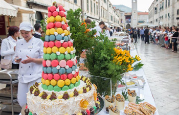 Highlights of Good Food Festival 2017 in Croatia