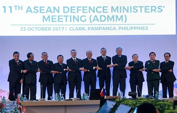 ASEAN defense ministers begin security talks
