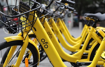 China's bike-share company Ofo rolls into Sydney