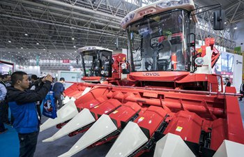 Glimpse of 2017 China Int'l Agricultural Machinery Exhibition