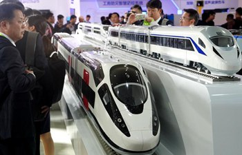 14th Modern Railways exposition starts in Shanghai