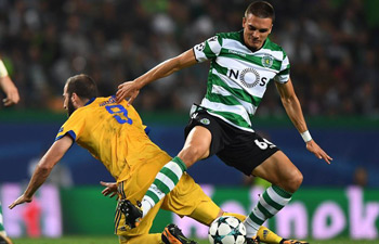 UEFA Champions League: Juventus draws with Sporting