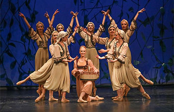 Omer and Merima ballet impresses BiH audience
