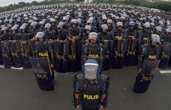 Philippine security on high alert ahead of ASEAN, East Asia summits