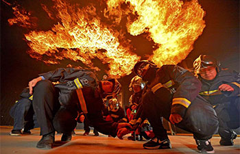 Activities held nationwide to greet fire prevention information day