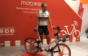 Chinese bike-sharing company Mobike launched in Rotterdam