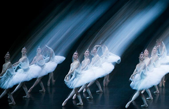 China Int'l Ballet Season held in Beijing