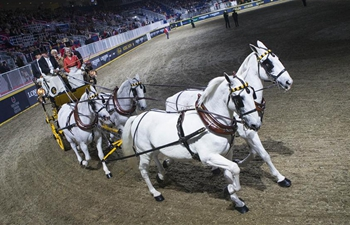 2017 Royal Horse Show held in Toronto