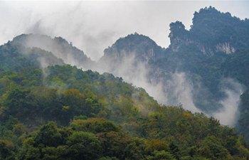 In pics: Gaolan scenic zone in Hubei