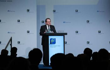 Opening conference of 20th Euro Finance Week held in Frankfurt