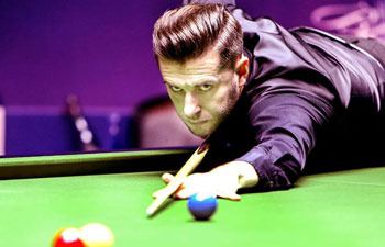 In pics: World Snooker Shanghai Masters