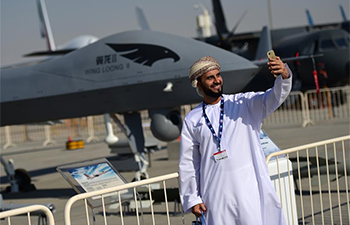 Dubai Airshow opens with Chinese elements ramping up appearance