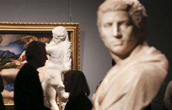 "Exhibition ""Michelangelo: Devine Draftsman and Designer"" held in U.S."