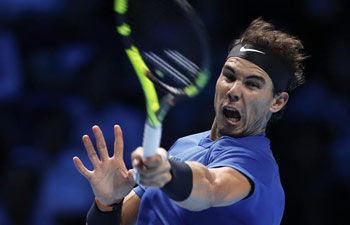 Nadal pulls out of ATP Finals after shock defeat to Goffin